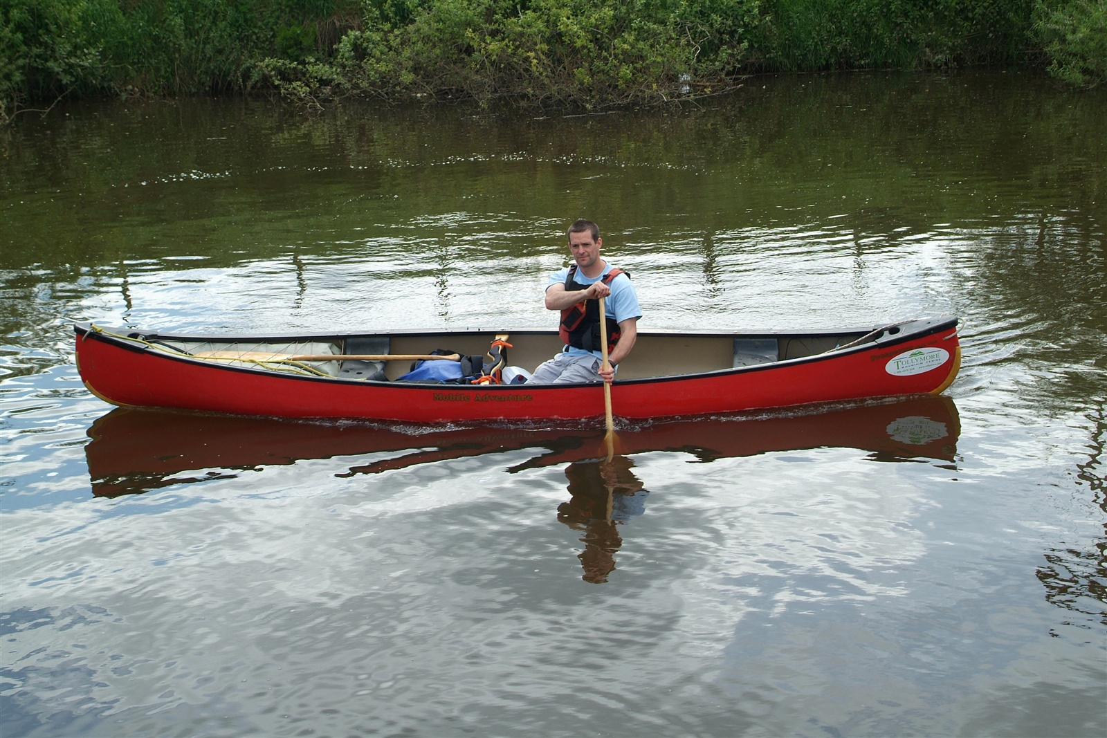canoe trail photo